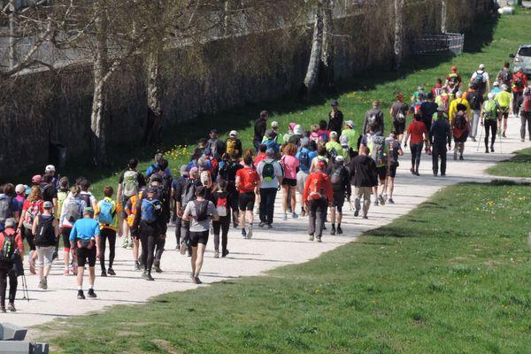 Les 100 km du Loiret. Edition 2019