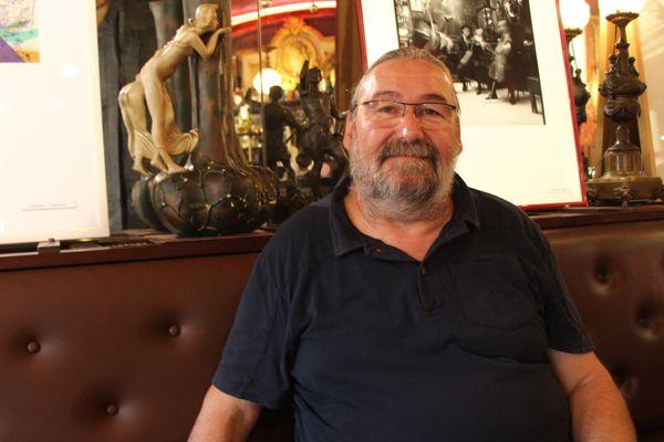 Jean-Marie Lecomte a créé la maison d'édition Noires Terres en 2003