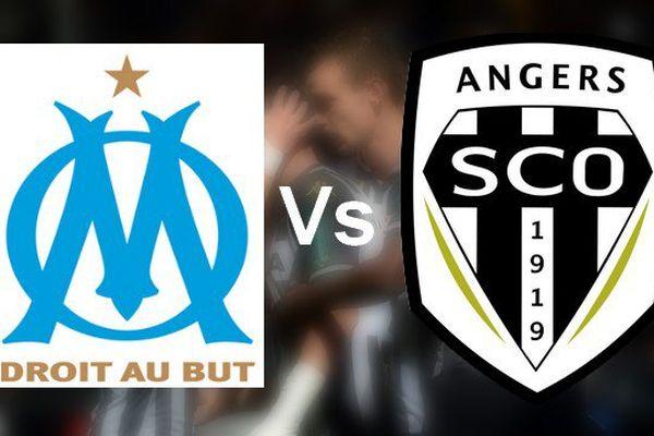 Angers SCO va affronter l'OM sur sa pelouse du Stade Vélodrome
