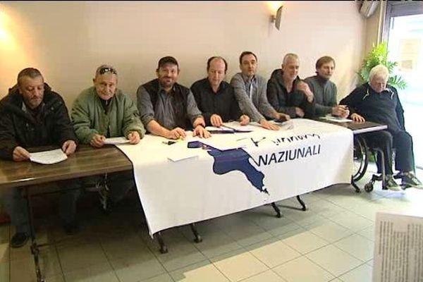 Rinnovu Naziunali a donné une conférence de presse ce mardi après-midi.