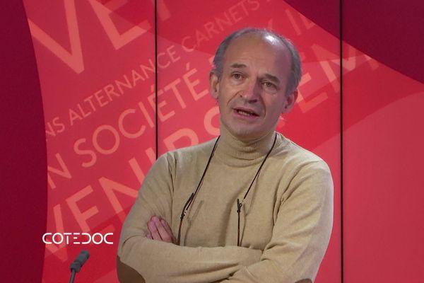 """Thomas Schmitt, producteur """"La Chambre aux Fresques"""""""