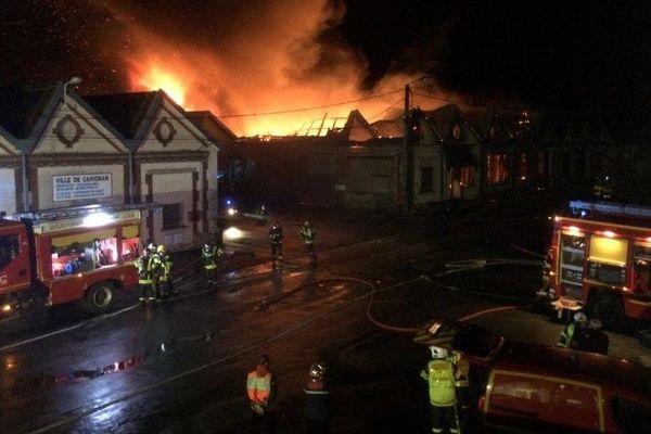 L'incendie a eu lieu dans la nuit du 30 au 31 janvier à Carignan dans les Ardennes.