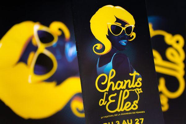 La 21 édition du festival Chants d'Elles initialement prévue en novembre 2020, se tiendra sur le web du 1er au 4 avril 2021.
