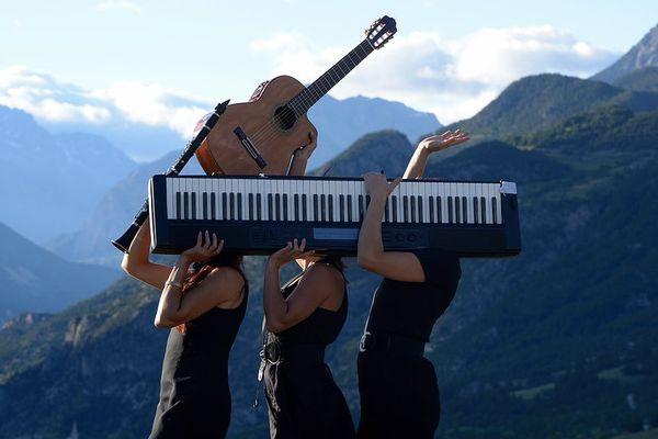 Originaires des Hautes-Alpes, les Têtes de Linette seront en tournée dans toute la région.
