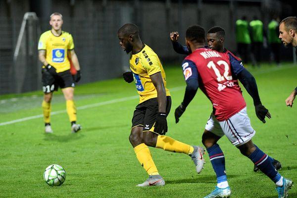 Football, Ligue 2 : Clermont s'impose face à Niort, 1/0
