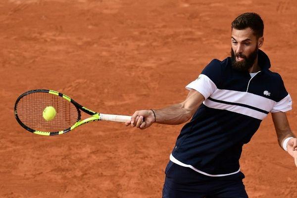 Le tennisman avignonnais s'est qualifié pour le 3ème tour à Roland Garros.