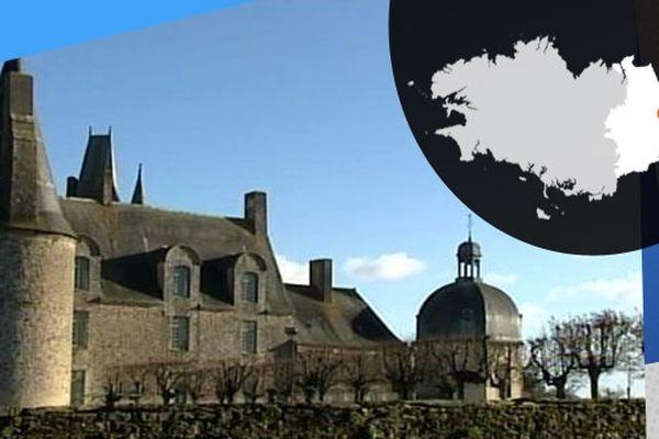 Le château des Rochers
