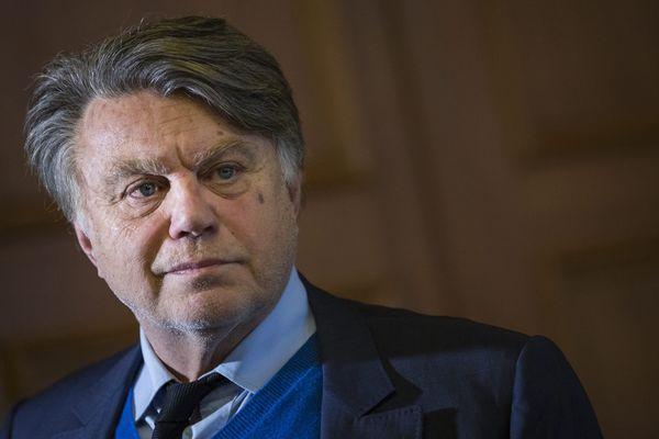 Gilbert Collard, Député du Gard