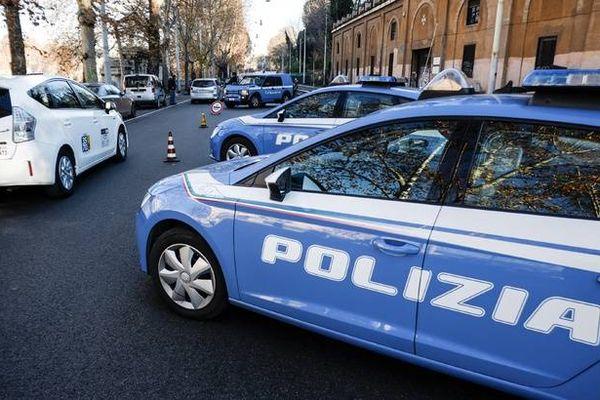 Police italienne à Rome ( illustration)