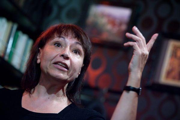 Christine Tasin, militante anti-Islam.