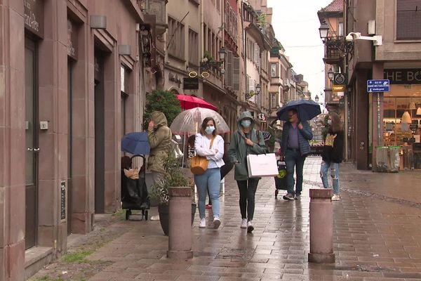 Le port du masque est obligatoire dans le centre-ville de Strasbourg depuis le 21 mai et par arrêté municipal