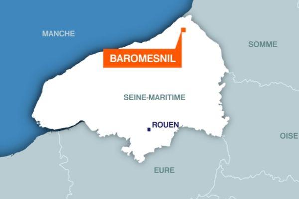 Les recherches sont encours dans le secteur de Baromesnil.