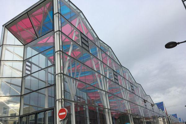 Université de Lorraine. Site Artem Nancy