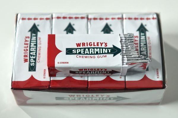 Fin de la fabrication annoncée des chewing-gum Wrigley, à l'usine de Biesheim dans le Haut-Rhin.