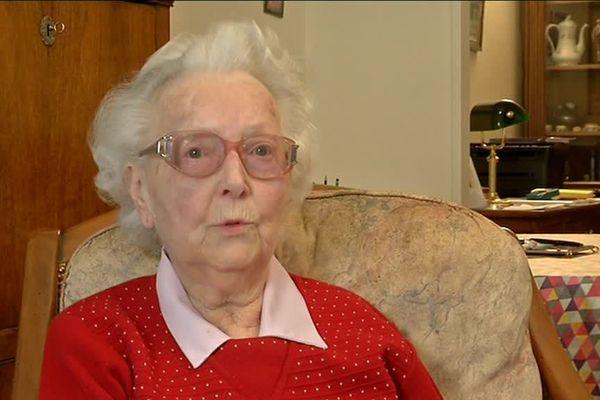 Gisèle Giraudeau était âgée de 94 ans.