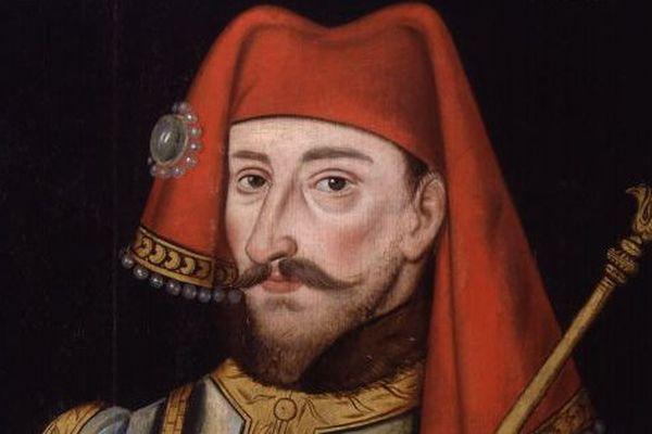 Henry IV, père d'Henry V, s'était emparé du trône par un coup d'état