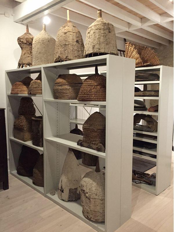 Le conservatoire des collections du musée de Vassogne est une réserve visitable.