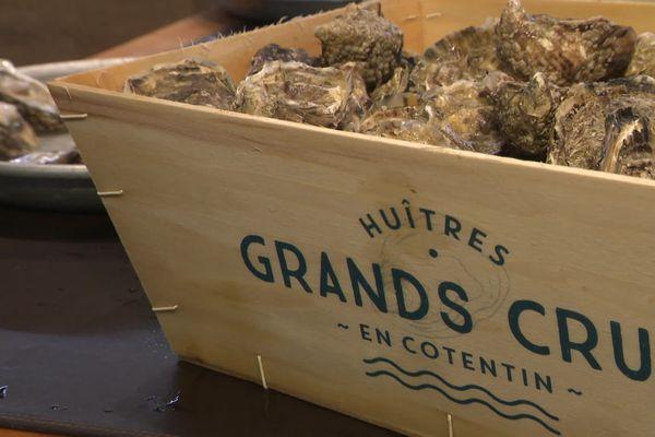 """Ne vous contentez jamais d'une étiquette """"huîtres de Normandie"""", demandez d'où-elle vient ? De quel cru ?  son goût en sera différent..."""