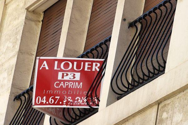 Dans la métropole de Montpellier 3M, le marché de l'immobilier est en tension. Image d'illustration.