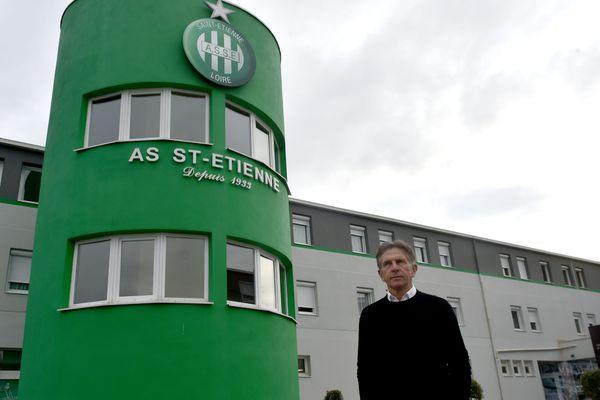 La conférence de presse avec l'entraineur des Verts, Claude Puel, n'a pas eu lieu ce vendredi 15 janvier. L'effectif professionnel de l'ASSE est touché par plusieurs cas de Covid-19.