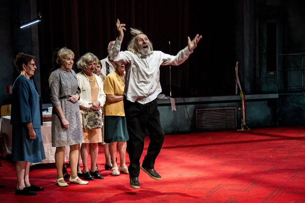 Vader, compagnie Peeping Tom - Théâtre Liberté, 2019