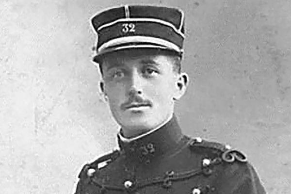 Le portrait de François Aubry (1879 -1914)