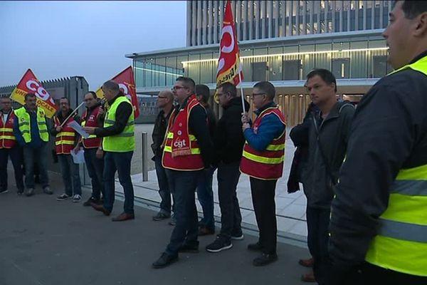 L'entreprise Legallais avait assigné les représentants du CHSCT en référ devant le tribunal de grande instance de Caen ce jeudi 25 octobre