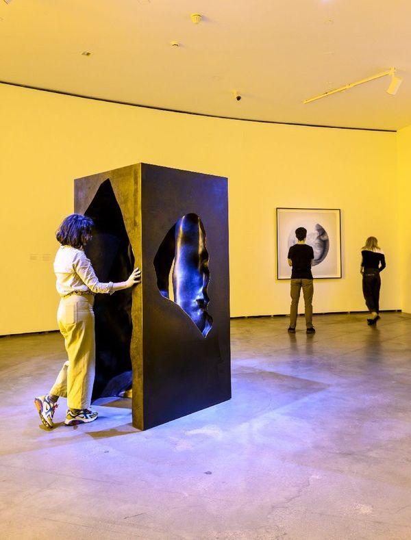 The presence of absence pavilion, 2019 - Olafur Eliasson