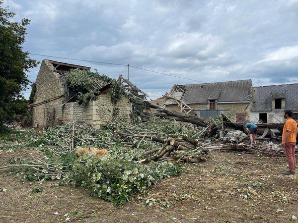 Les dégâts matériels avoisinent, au total, les 15 millions d'euros selon le maire