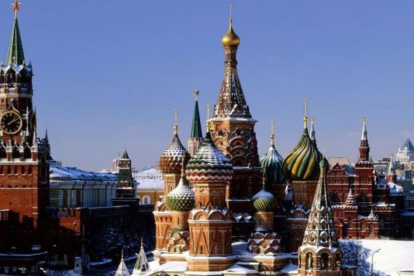 Moscou place rouge