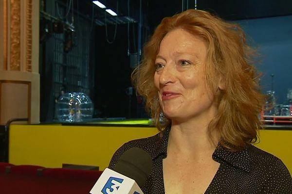 Eva Kleinitz, en septembre 2017.