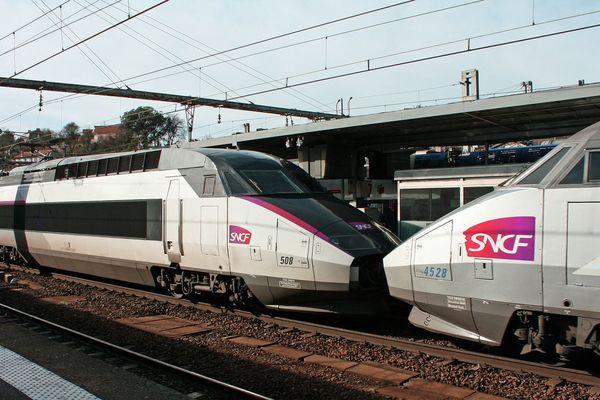 Perturbations du trafic SNCF. Photo d'illustration.