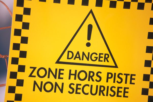 Le risque avalanche est de 3 sur 5 dans les Alpes-de-Haute-Provence.