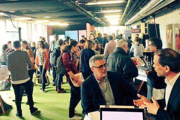 Des centaines de candidats au Forum du numérique à Rennes