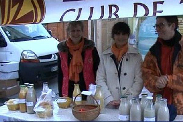 Les membres du Zonta Club de Toul.