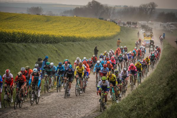 Paris-Roubaix pourrait être reporté.