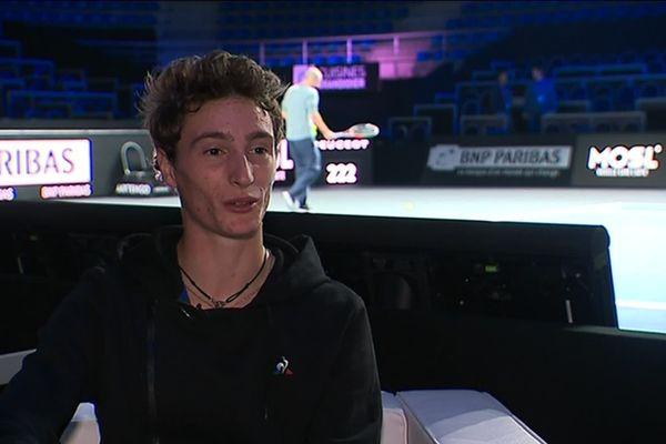A 21 ans, Ugo Humbert va disputer sa première finale sur le circuit principal.