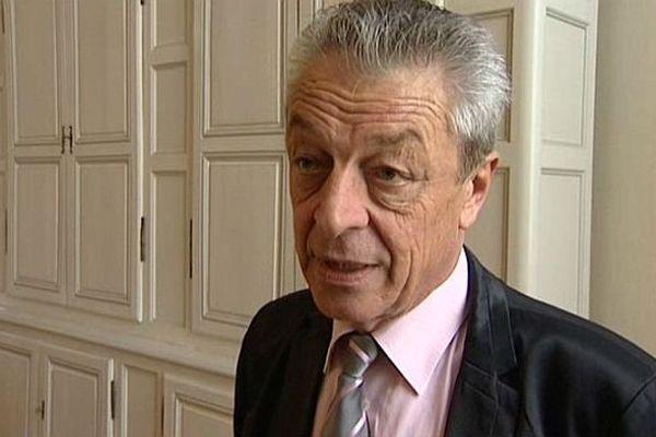 Alain Millot, ancien maire de Dijon