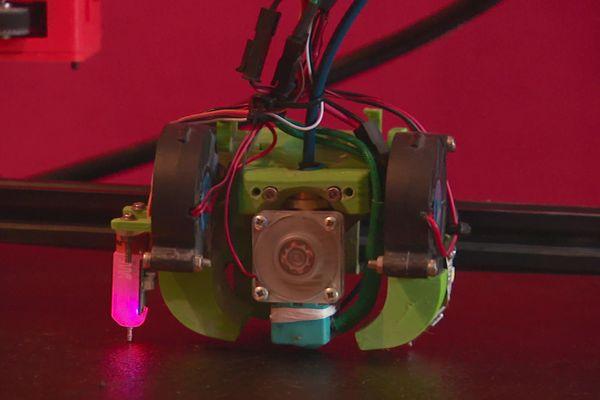 Impression 3D du prototype