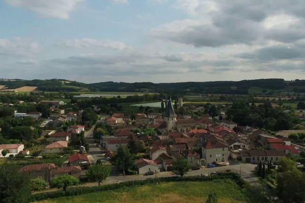 Sérignac-sur-Garonne, 1191 habitants a hérité de plus d'un million d'euros.