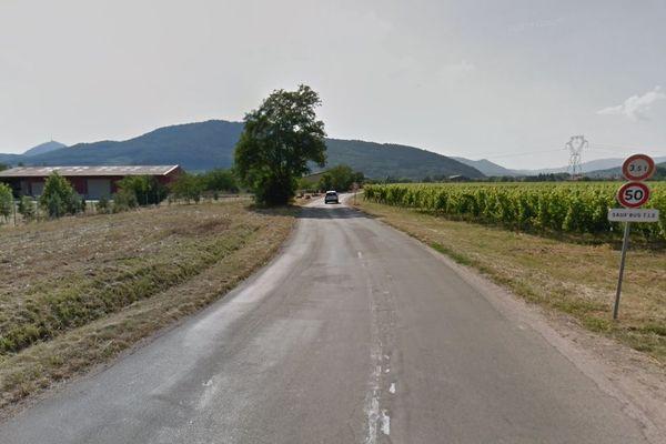 Le Vieux Chemin de Sélestat sera fermé au droit de l'intersection avec la RN59 pendant un an
