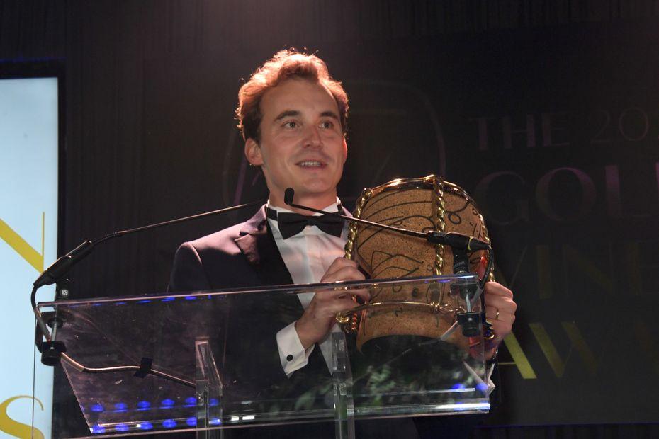 Vosne-Romanée : Charles Lachaux élu meilleur jeune vigneron de la planète