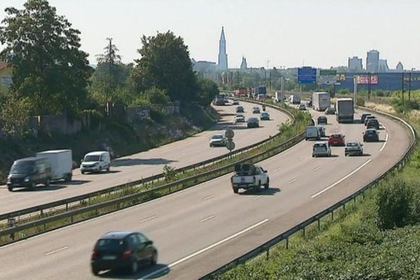 Le seuil d'information à la pollution à l'ozone a été franchi dans le Bas-Rhin et le Haut-Rhin le lundi 10 août