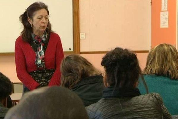 Les ateliers de la formation à Angoulême sont animés par deux conseillères d'orientation.