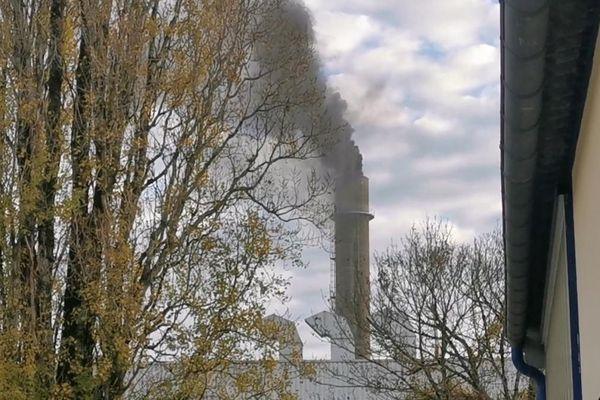 Ces fumées noires ont inquiété les riverains de Planoise, 22 000 habitants