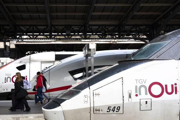 Les grèves de la SNCF vont se poursuivre ce vendredi 14 décembre. Photo d'illustration