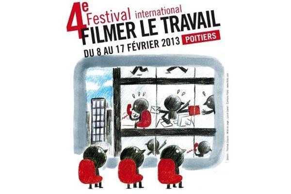 L'affiche de cette 4ème édition du festival