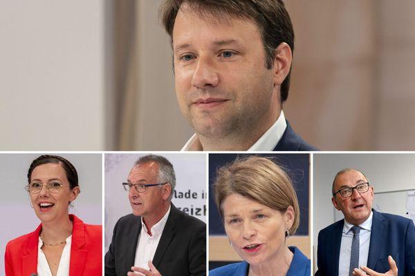 Loïg Chesnais-Girard remporte le second tour de l'élection régionale 2021 en Bretagne