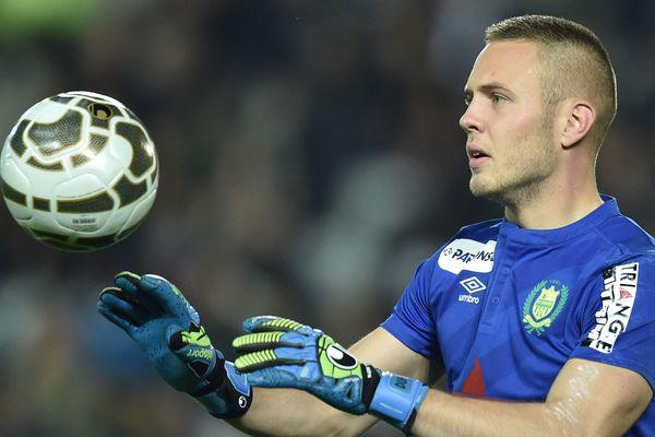Maxime Dupé a signé pour une nouvelle année au FC Nantes mais part pour la saison 2019/2020 à Clermont-Ferrand