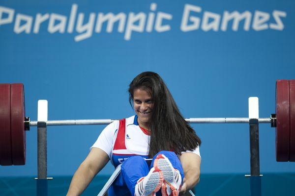 Ghazouani aux Jeux de Londres.